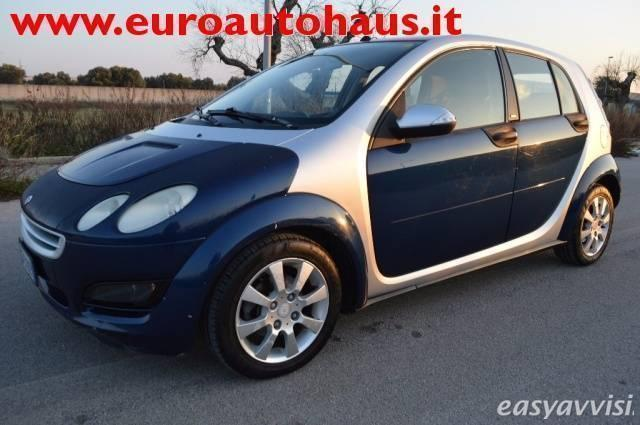 sold smart forfour 1 3 passion 95c used cars for sale. Black Bedroom Furniture Sets. Home Design Ideas