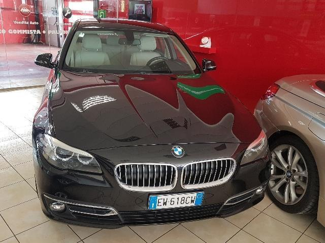 Sold BMW 520 Serie 5 (F10/F11) Lux. - used cars for sale ...
