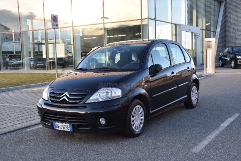 usata Citroën C3 1.1 airdream Exclusive