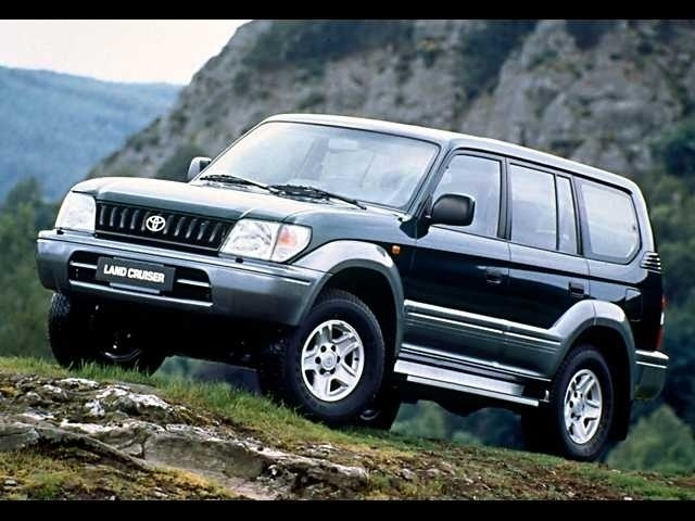 usato 3 0 turbodiesel 5 porte kzj95 gx toyota land cruiser 1998 km in catania ct. Black Bedroom Furniture Sets. Home Design Ideas