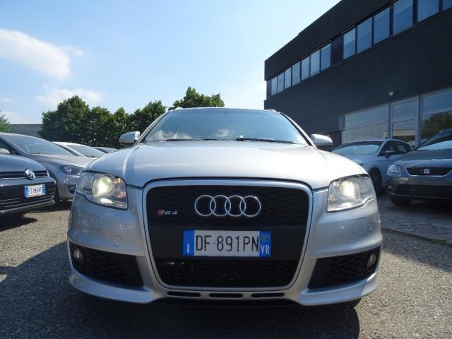 Audi rs4 avant usata germania
