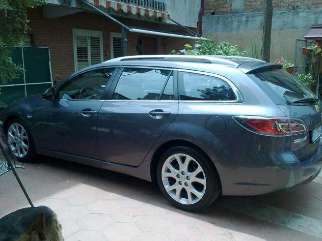 sold mazda 6 sw 2008 full optional used cars for sale autouncle. Black Bedroom Furniture Sets. Home Design Ideas