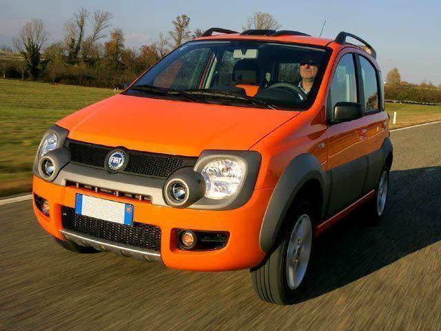sold fiat panda cross 1 3 mjt 16v used cars for sale autouncle. Black Bedroom Furniture Sets. Home Design Ideas