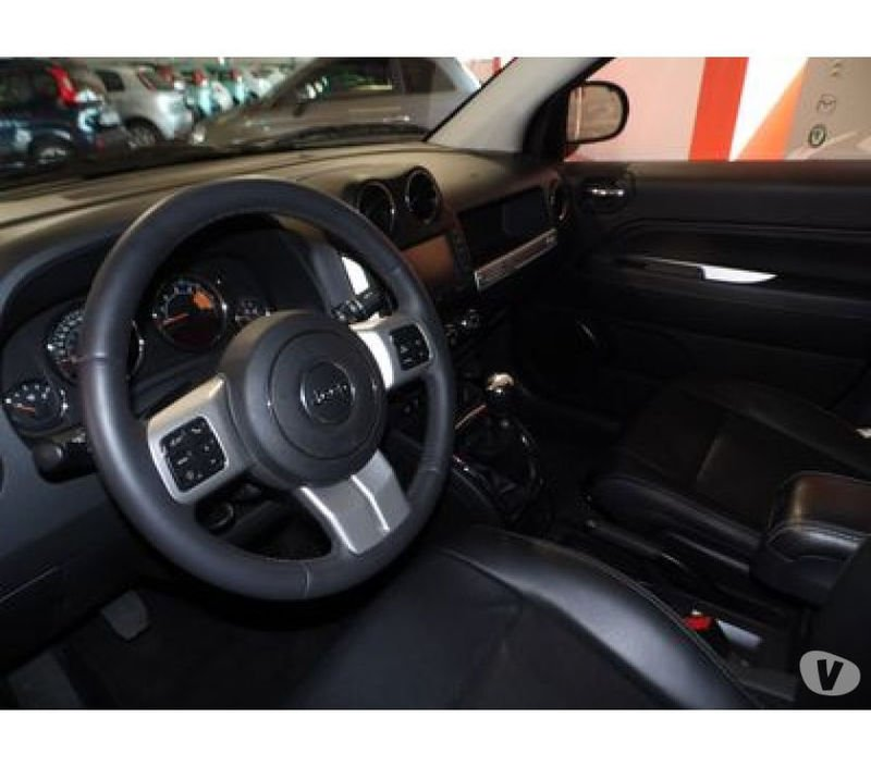 Jeep Compass Used Car: Venduto Jeep Compass 2.2 CRD Limited .
