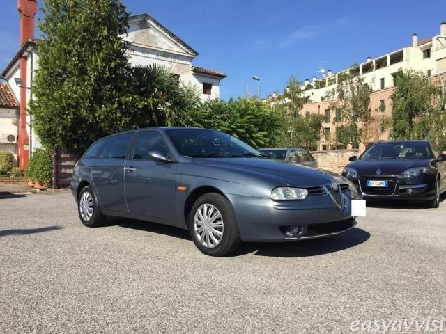 sold alfa romeo 156 sw jtd cv 115 used cars for sale autouncle. Black Bedroom Furniture Sets. Home Design Ideas