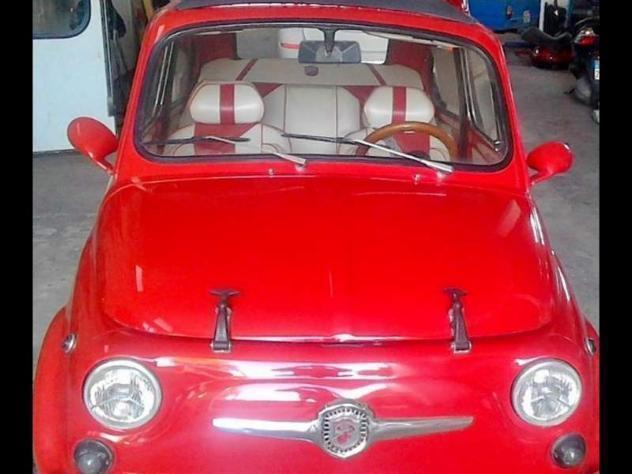 Fiat 500 Abarth Fiat 500 Abarth Antica