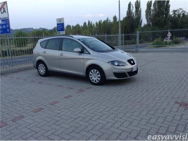 Sold Seat Altea Xl 1 6 Tdi 105 Cv Used Cars For Sale