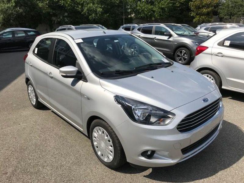 Usata Ford Ka Plus   Ti Vct Cv Km Zero  Prezzo Reale