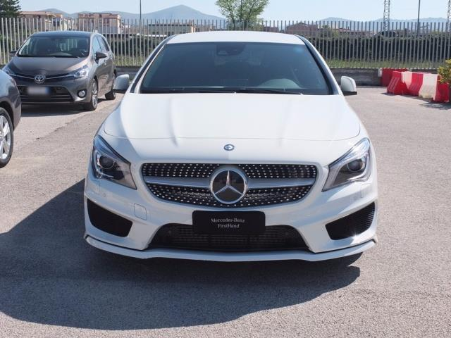 sold mercedes cla200 d automatic p used cars for sale autouncle. Black Bedroom Furniture Sets. Home Design Ideas
