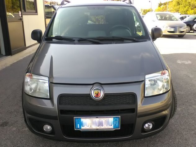 sold fiat panda abarth 1 4 16v 100 used cars for sale autouncle. Black Bedroom Furniture Sets. Home Design Ideas