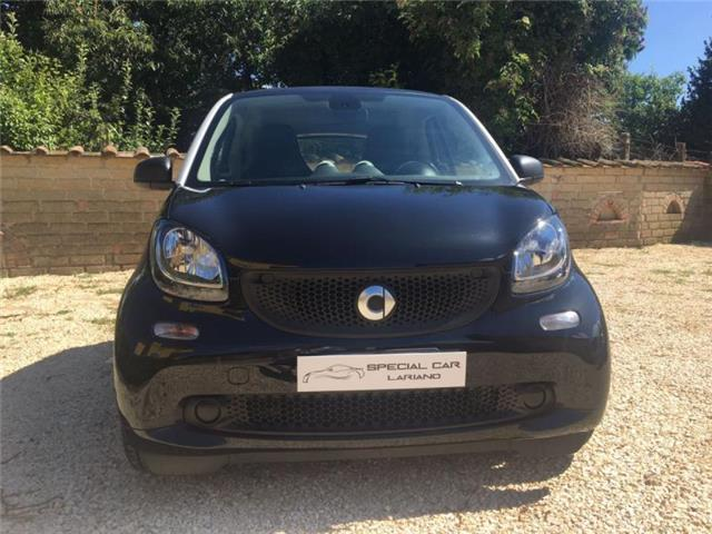 Sold Smart ForTwo Coupé 1.0 twinam. - used cars for sale