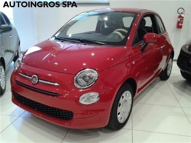 Preferenza Sold Fiat 500 1.2 69CV POP KM0 ROS. - used cars for sale - AutoUncle US89