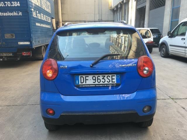Usato 1 0 con impianto gpl roma chevrolet matiz 2008 km - Auto usate porta portese roma ...