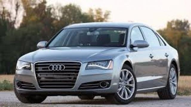 Audi a8 in vendita usato 10