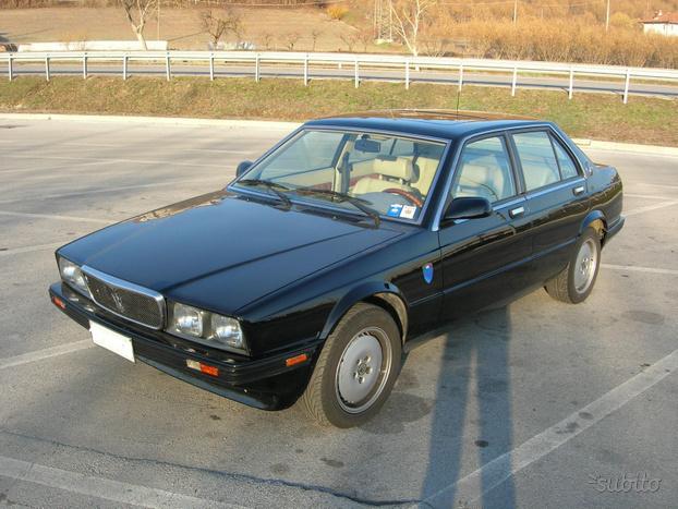 Usato 1990 Maserati Biturbo Benzin (10.999 €)   Piemonte ...