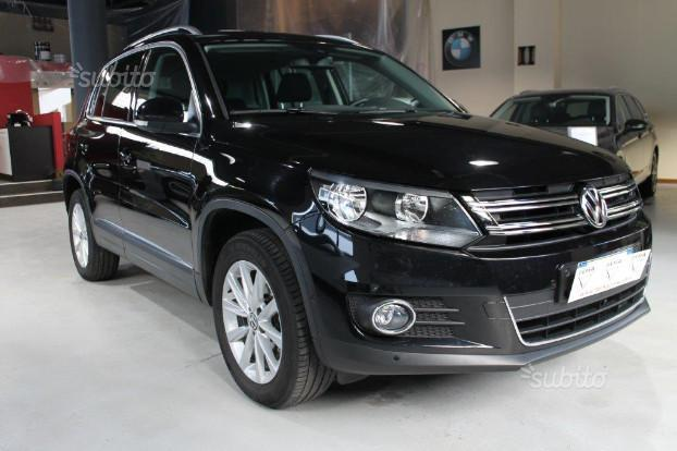 Sold vw tiguan 1 serie used cars for sale for Auto usate trentino alto adige