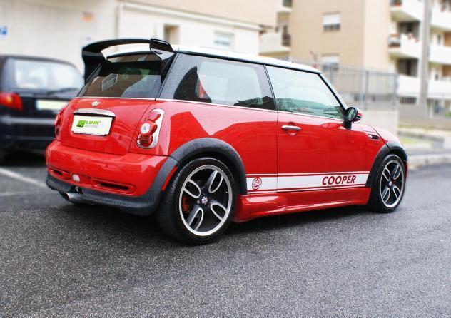 sold mini john cooper works 1 6 co used cars for sale. Black Bedroom Furniture Sets. Home Design Ideas