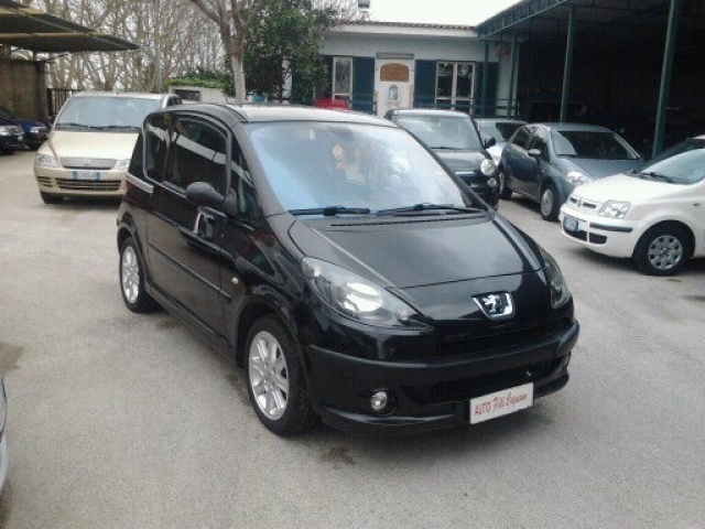 sold peugeot 1007 1 6 hdi sporty used cars for sale autouncle. Black Bedroom Furniture Sets. Home Design Ideas