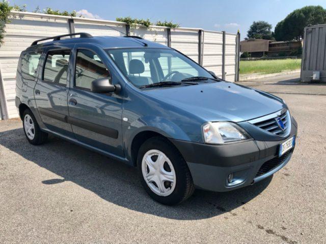 Sold dacia logan 1 6 16v 7 posti l used cars for sale for Dacia duster 7 posti