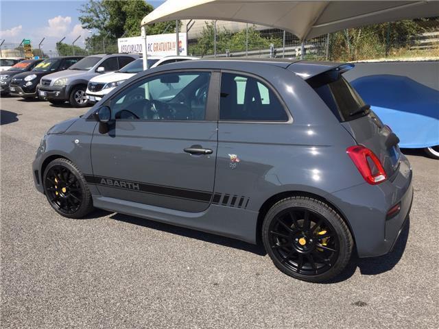 Sold Abarth 595 Competizione 1 4 T Used Cars For Sale