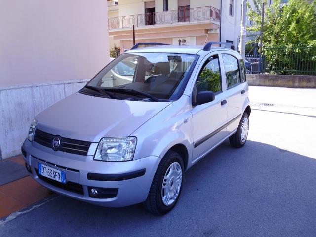 €4.990 Fiat Panda 1.2 dynamic natural power Usata Metano ...