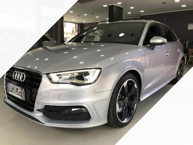 Audi A3 Sportback S Line 2015 Modifizierte Autogalerie