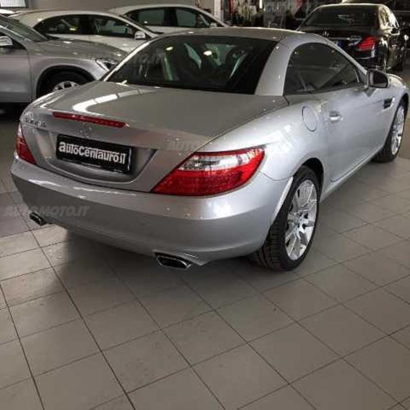 Mercedes Slk 200: 1.274 Mercedes SLK200 In Vendita
