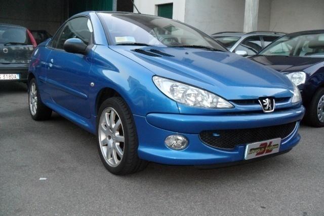 usata Peugeot 206 CC 1.6 HDi FAP CC
