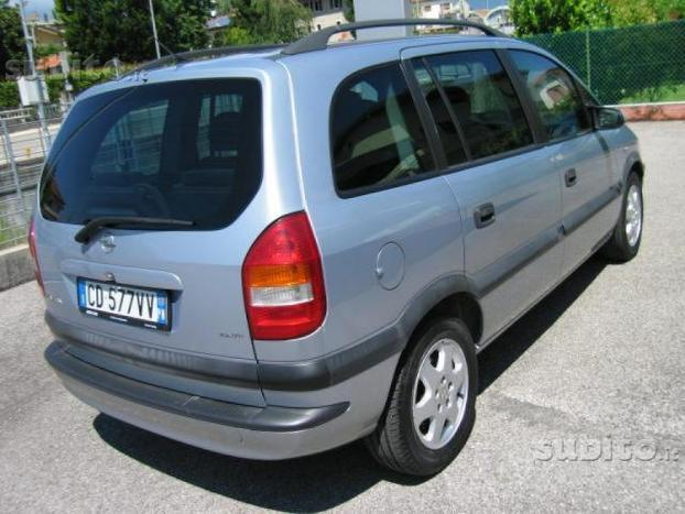 sold opel zafira 2 2 16v dti cat e used cars for sale autouncle. Black Bedroom Furniture Sets. Home Design Ideas