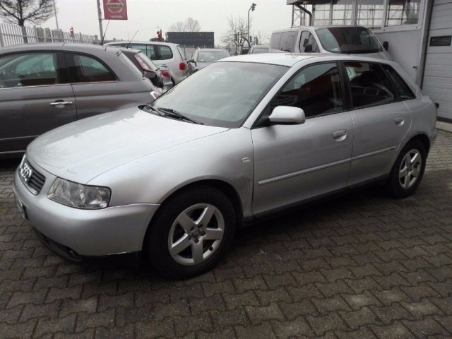 sold audi a3 1 9 tdi 130 cv cat 5p used cars for sale autouncle. Black Bedroom Furniture Sets. Home Design Ideas