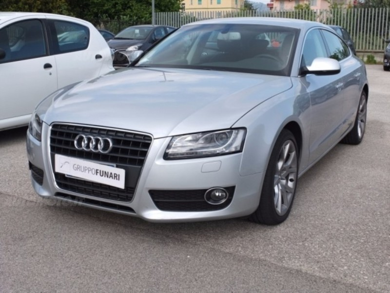 sold audi a5 sportback 2 0 tdi f a used cars for sale autouncle. Black Bedroom Furniture Sets. Home Design Ideas