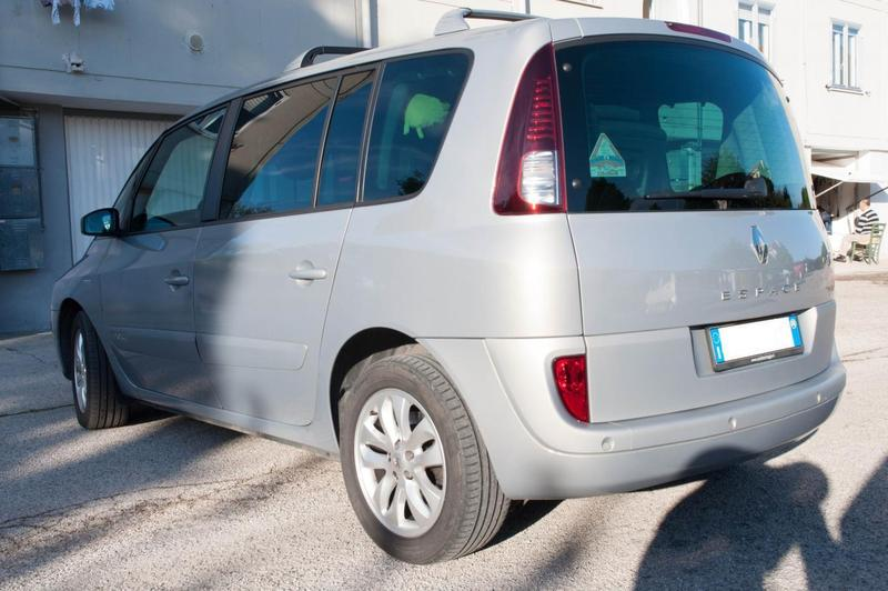 usato 3 serie 2 0 dci 150 cv euro 4 fap renault espace 2008 km in bologna. Black Bedroom Furniture Sets. Home Design Ideas
