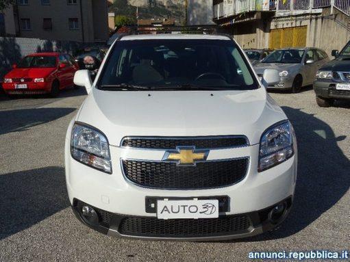 Venduto chevrolet orlando usata del 2 auto usate in vendita for Auto usate trentino alto adige
