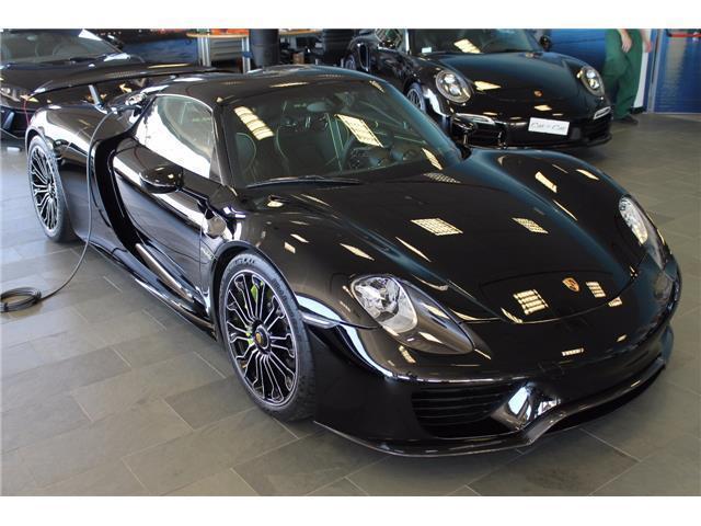 Venduto Porsche 918 Spyder Auto Usate In Vendita
