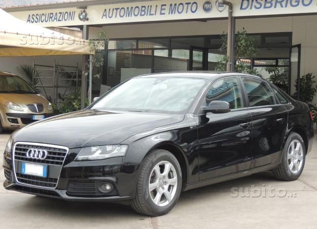 Sold audi a4 4 serie berlina 120c used cars for sale for Lunghezza audi a4 berlina