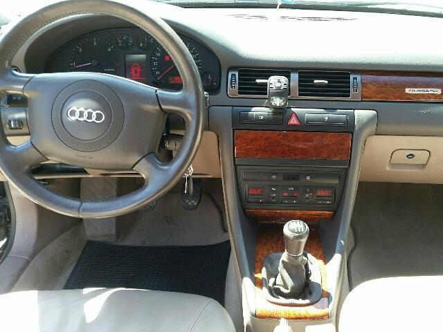 sold audi a6 2 5 v6 tdi cat avant used cars for sale autouncle. Black Bedroom Furniture Sets. Home Design Ideas