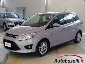 sold ford grand c max 7 2 0 tdci t used cars for sale autouncle. Black Bedroom Furniture Sets. Home Design Ideas