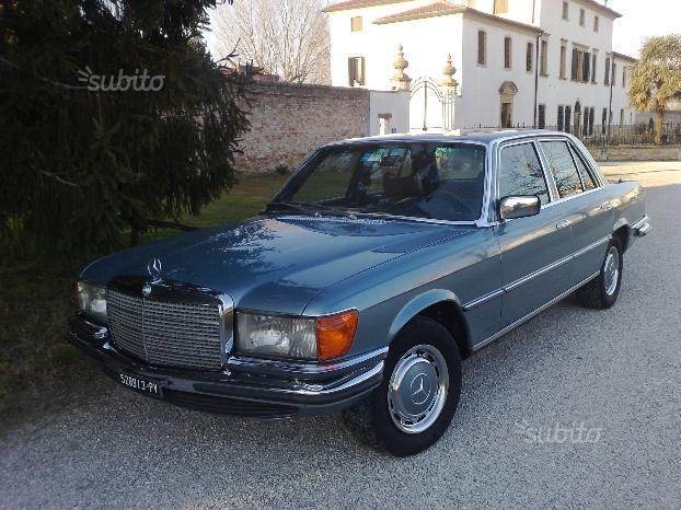 sold mercedes 280 se w116 used cars for sale autouncle. Black Bedroom Furniture Sets. Home Design Ideas
