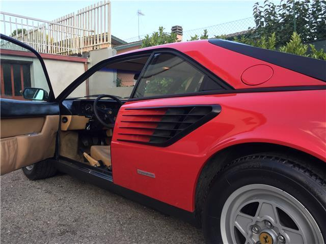 ferrari mondial usate 102 occasioni mondial in vendita autouncle. Black Bedroom Furniture Sets. Home Design Ideas