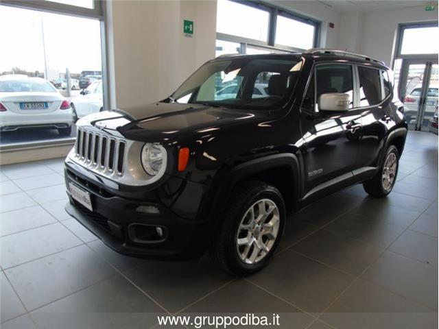 sold jeep renegade 2 0 mjt 140cv 4 used cars for sale. Black Bedroom Furniture Sets. Home Design Ideas