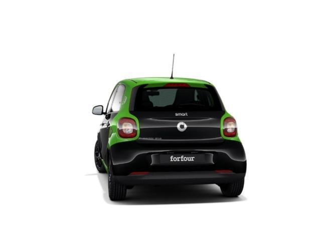 sold smart forfour electric drive used cars for sale. Black Bedroom Furniture Sets. Home Design Ideas
