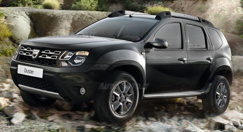 usato duster new1 6 edition blackstorm 4x4 110cv gpl dacia duster 2015 km 1 in terzigno na. Black Bedroom Furniture Sets. Home Design Ideas