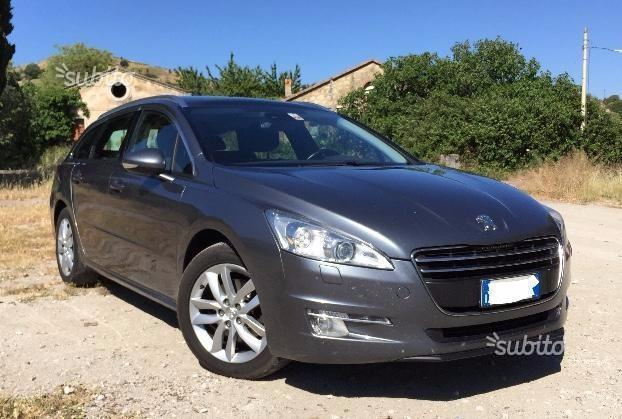 sold peugeot 508 2 0 hdi 163 cv au used cars for sale autouncle. Black Bedroom Furniture Sets. Home Design Ideas
