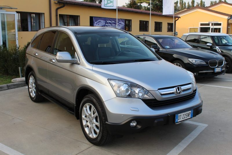 sold honda cr v 2 2 i ctdi exclusi used cars for sale autouncle. Black Bedroom Furniture Sets. Home Design Ideas