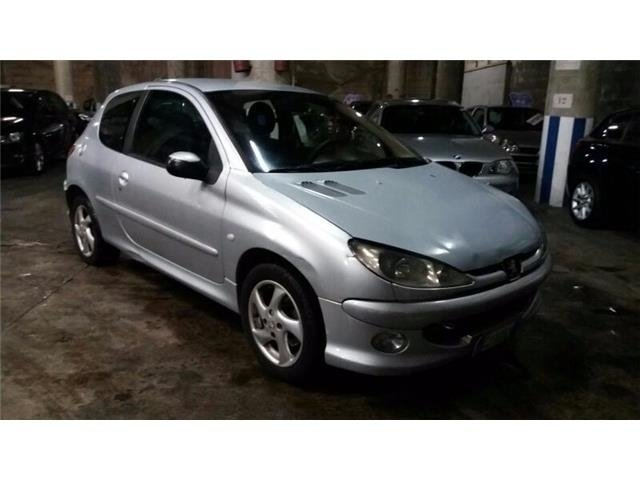 Sold Peugeot 206 1.6 16V 3p. XS OC. - used cars for sale - AutoUncle