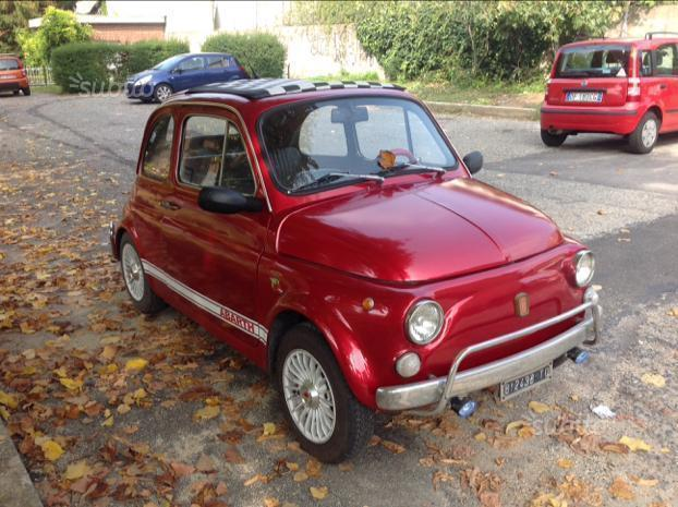 sold fiat 500 abarth storica epoca used cars for sale