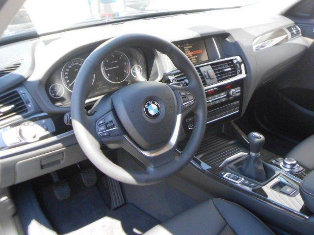 Sold bmw x4 x4xdrive20d xline used cars for sale for Interno x4