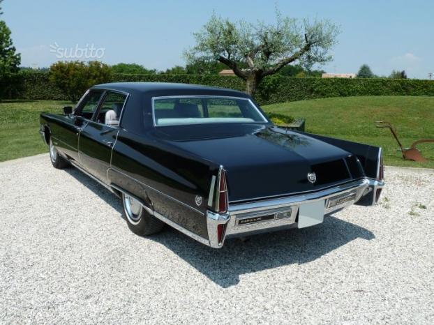 Cadillac Anni 70.Venduto Cadillac Fleetwood Anni 70 Auto Usate In Vendita
