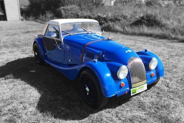 usata Morgan Plus 4 SS Competizione del 1960, Perfetta, Motore nuovo