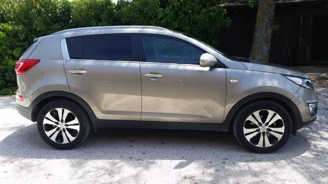 sold kia sportage sportage2wd 1 used cars for sale autouncle. Black Bedroom Furniture Sets. Home Design Ideas
